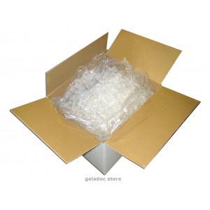 Gla ons en cartons 20 kg de gla ons pour maintenir frais - Sac glacons 20 kg ...