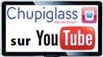 Chupiglass : la boisson dans le glacon sur la Chaine Geladoc YouTube