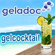 Gelcocktail de Geladoc : preparations de cocktails Mojito,pina colada,Margarita,Sex On The Beach..
