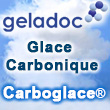 Animez vos stands avec la glace carbonique, neige carbonique Carboglace de Geladoc : move your stand place with Carboglace