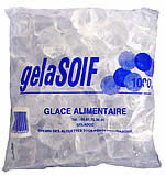 Rafraichissez les boissons avec les glacons Geladoc - Refresh your drinks on your stand with ice Geladoc