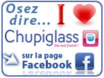 I LOVE Chupiglass by Geladoc !