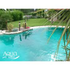 Lot AQUAcouleur Mangue et Turquoise ( AQUAcouleur ) Colorant éphémère Piscine - Aquarium - Spa